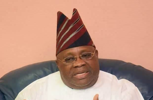 Fear erupts Osun state as Police Arrests the elected Governor, Senator Ademola Adeleke