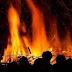 बलरामपुर दुष्कर्म कांड में भी रात को ही कर दी शव की अंत्येष्टि
