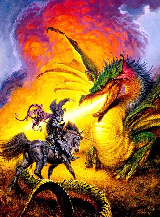 Holy Knight, Magick Warriors 1