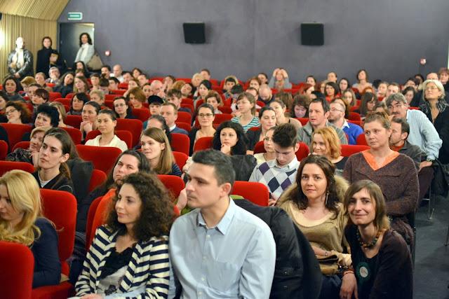 Lansare film documentar Ba se poate 1121