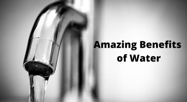 Benefícios surpreendentes da água