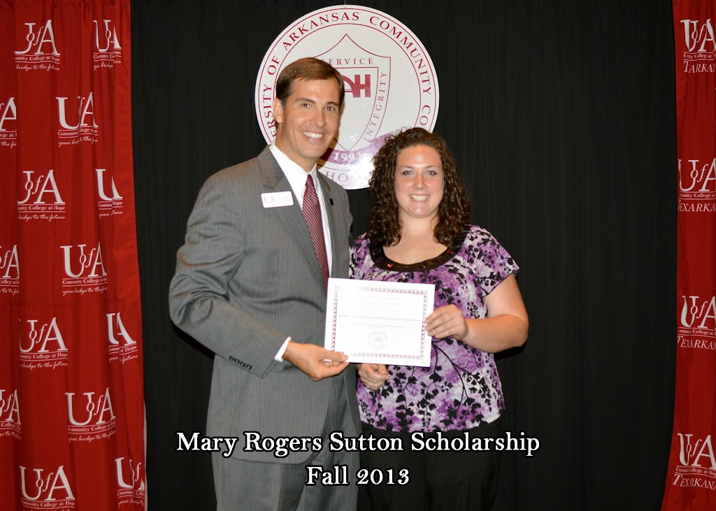 Scholarship Ceremony Fall 2013 - Mary%2BRogers%2BSutton%2Bscholarship.jpg