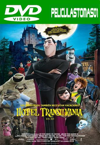 Hotel Transylvania (2012) DVDRip