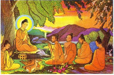 The Buddha Defines Right View Image