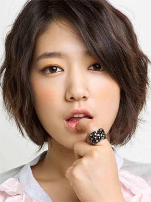 Pretty Korean Short Hairstyles 2016 2017 Style You 7