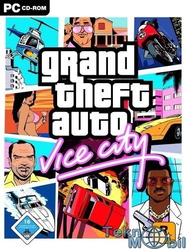 Gta Vice City Türkçe Full İndir