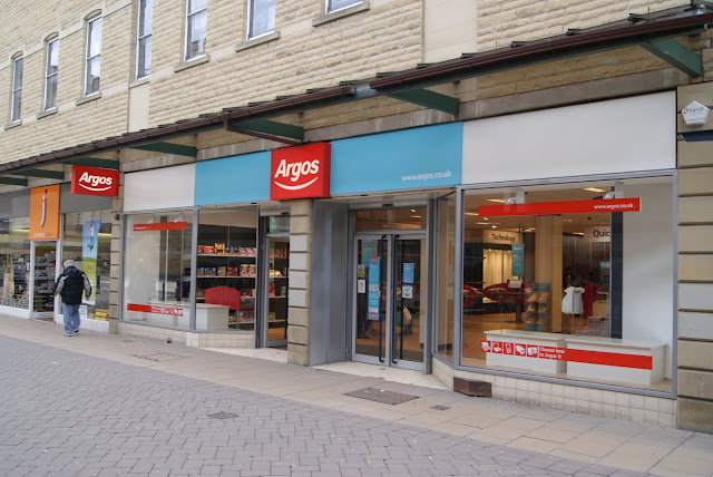 Argos. From Shopping in London - a study abroad guide