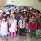 Fun in Acitivity class at Swarnapuri  Branch