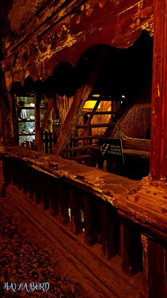 scara bogatilor salina turda