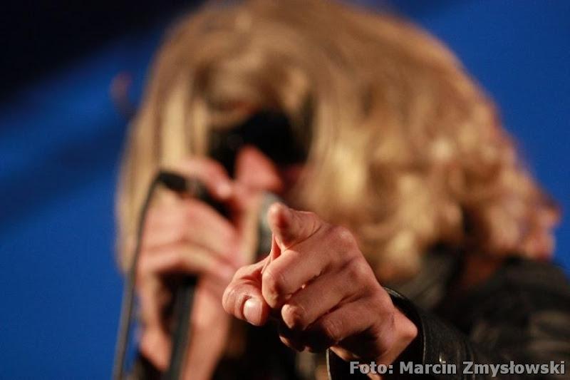 wyróżniona fotografia koncertowa w ogólnopolskim konkursie na najlepsze zdjęcie koncertowe 2009 roku