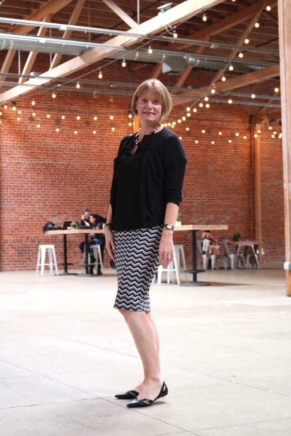 LuLaRoe Cassie Skirt 4