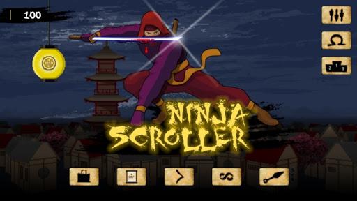 Ninja Scroller - The Awakening APK