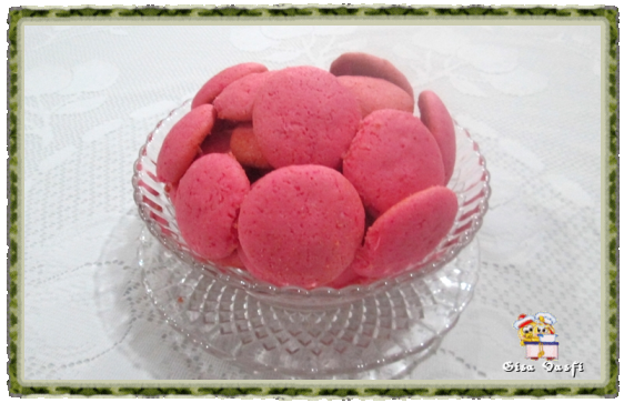 biscoito de morango 1
