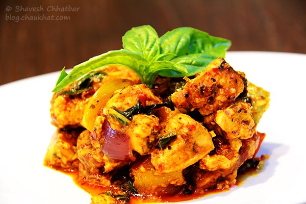 Sicilian Garlic Chicken Serving at Frisco, Koregaon Park, Pune