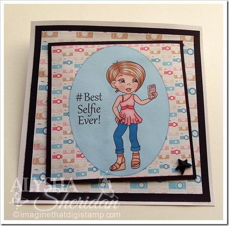 Selfie Sandy 03