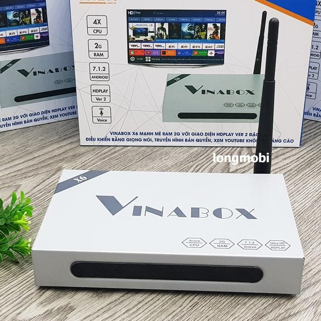 vinabox x6