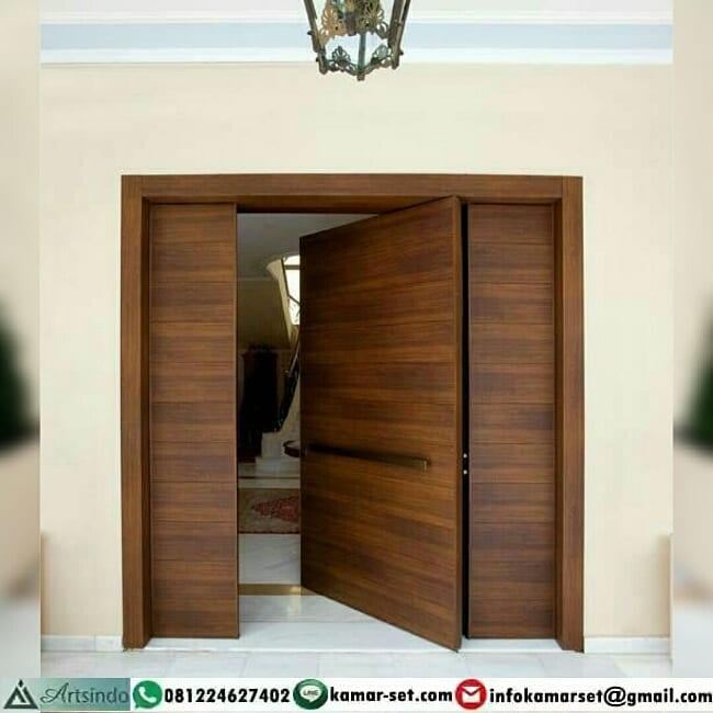 Model pintu kamar terbaru dan paling cantik