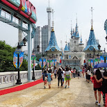 ourdoor theme park in Seoul in Seoul, Seoul Special City, South Korea