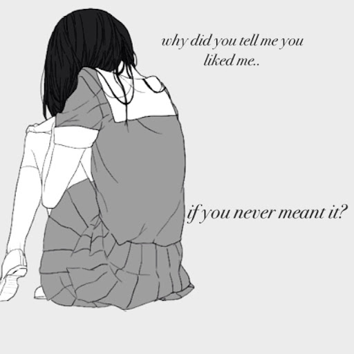 Perfect manga anime quotes for broken hearted person