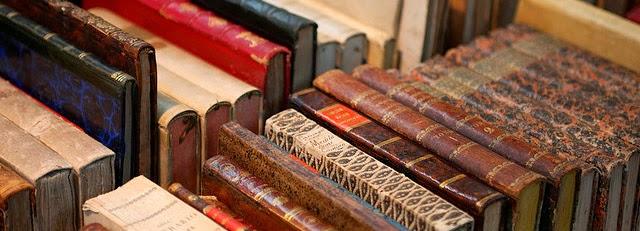 Libros impresos antiguos