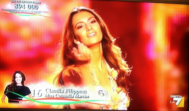 miss italia 2014, vincitrice