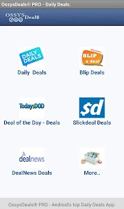 OssysDeals® PRO - Daily Deals screenshot 1