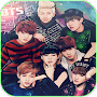 BTS Wallpapers Kpop - Ultra HD 2018 APK icon