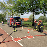 Opnames Pekels Goud bij de brandweer van Pekela