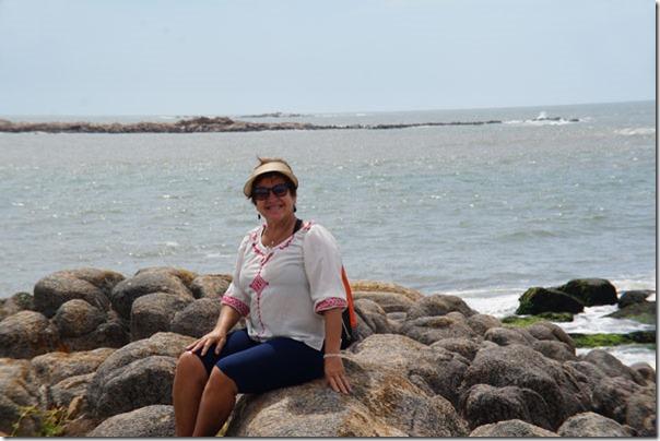 O que vimos e o que fizemos em Cabo Polônio - Uruguai 2