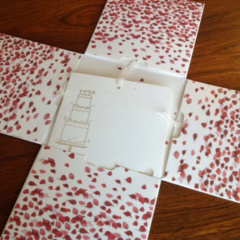 Stampin up Your Perfect Day