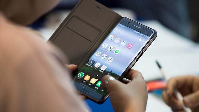 Samsung to begin re-selling Note 7s as refurbished phones
