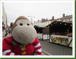 Evesham Christmas Market
