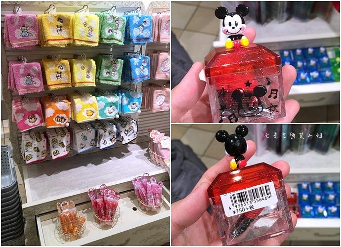 26 日本東京購物原宿白色迪士尼Disney Store