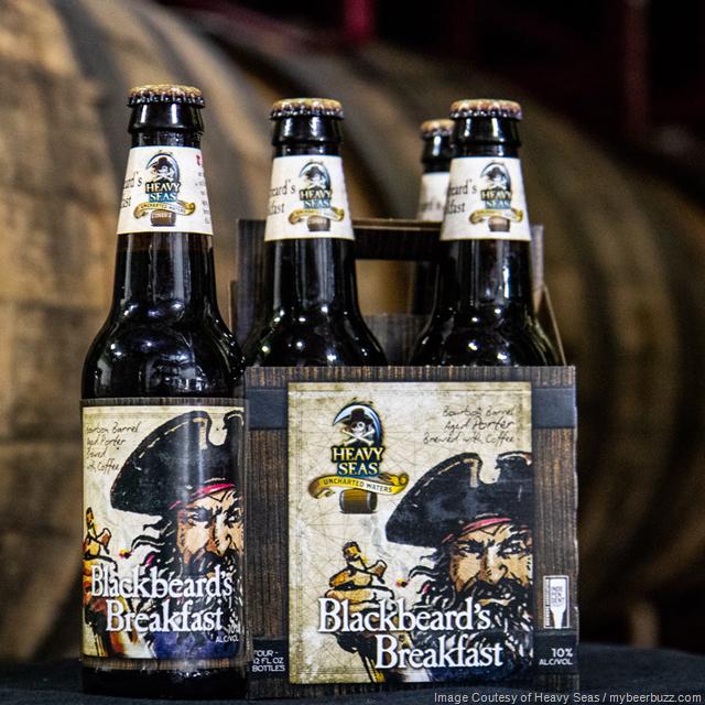 Heavy Seas Blackbeard's Breakfast Returns in a New Package