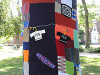 Yarn Graffiti