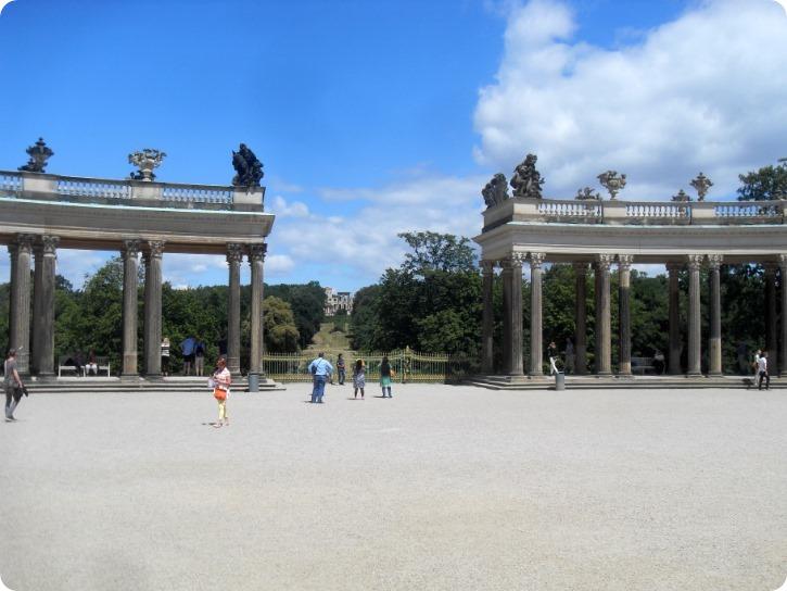 Sanssouci Slot - Postdam