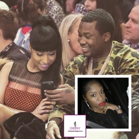 Meek Mill and his Baby Mama FACE OFF on Instagram over ...