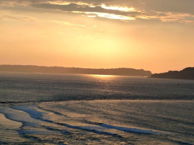 359 #海 #夏 #風景 #夕暮れ