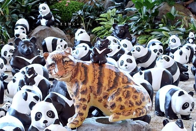 11 1600熊貓世界之旅-SOGO復興館日式庭園