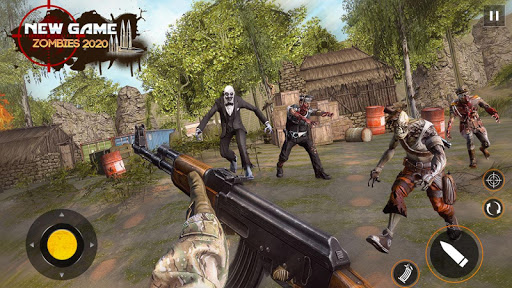 FPS Task Force 2: New Games 2020 apktram screenshots 1