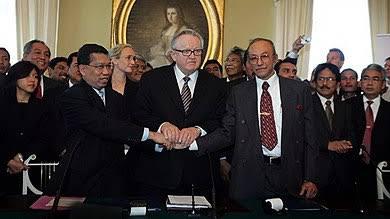 15 Tahun MoU Helsinki Perdamaian Aceh Masih Rapuh...?