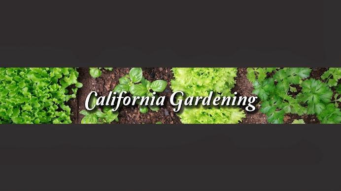 Profile Cover Photo. Profile Photo. California Gardening ...