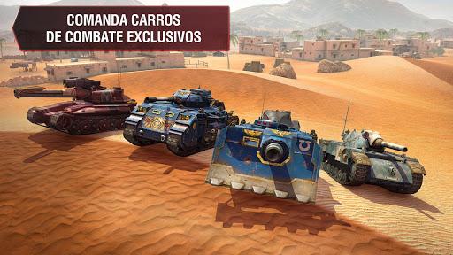 World of Tanks Blitz MMO  trampa 10