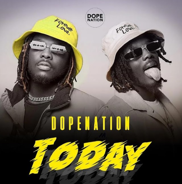 DopeNation - Today Ft. Adelaide The Seer