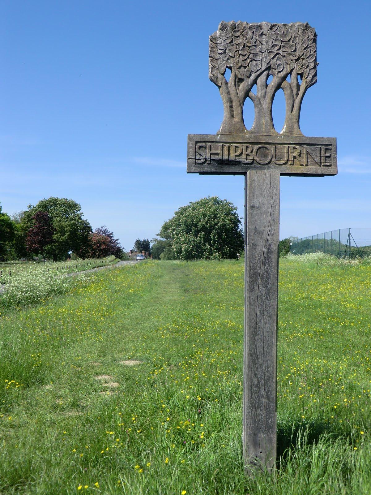 CIMG1288 Shipbourne village sign