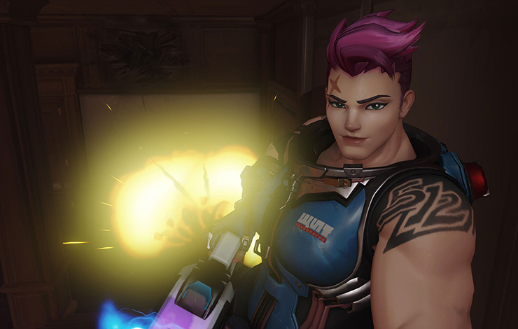 Hero Overview Zarya The Russian Symbol Of Strength Articles