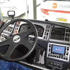 Het dashboard van de VDL van Munckhof