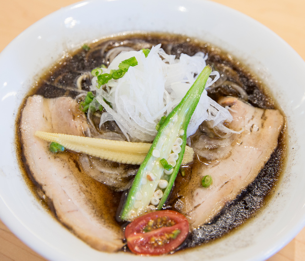 photo of Pork Black Ramen from Nishiki Ramen