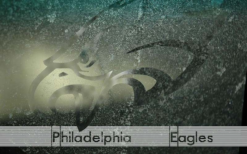 frost NFC Philadelphia Eagles Frosted Wallpaper