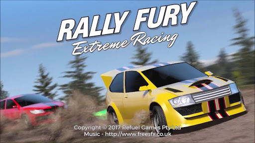 Download Rally Fury - Extreme Racing v1.17 APK MOD - Jogos Android